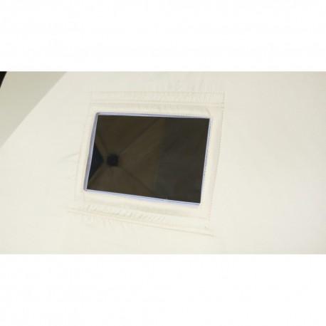 Накладка на смотровое окно из москитной сетки для палатки Polar