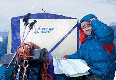 Палатка Polar Bird для зимнего похода